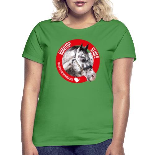 ROBOTOP SLIDES - Maglietta da donna