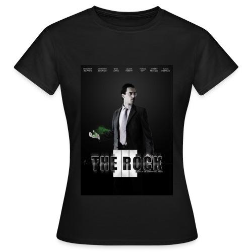 affiche The Rock III - T-shirt Femme