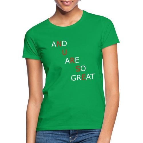 Nurse_3 - T-shirt Femme