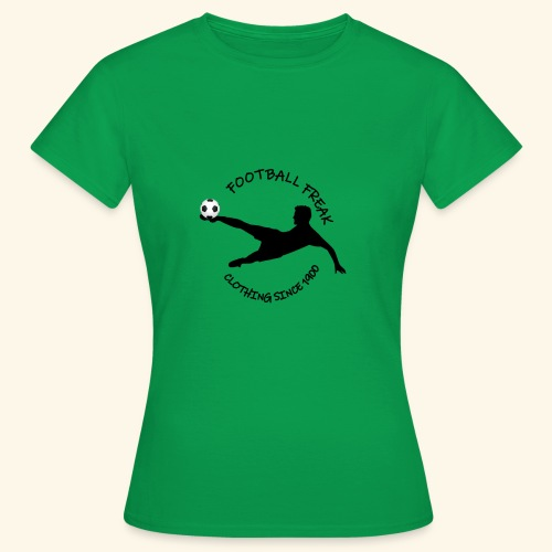 FOOTBALL FREAK - Maglietta da donna