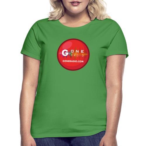 G ONE RADIO.COM - T-shirt Femme