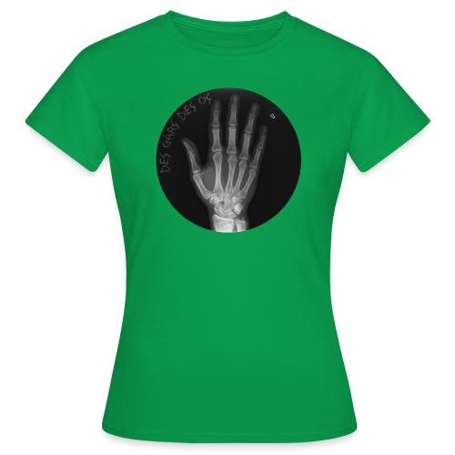 Des gars des os by JARL - T-shirt Femme