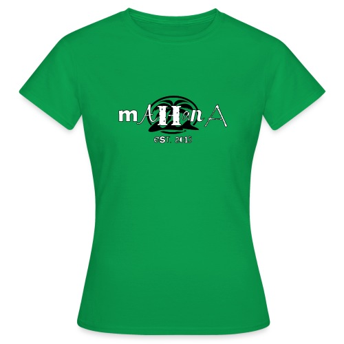 MAHanA irregular - Maglietta da donna