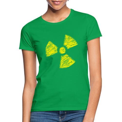 Radioactive - Vrouwen T-shirt