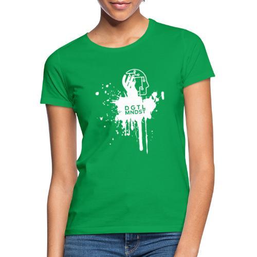 DGTL MNDST - Frauen T-Shirt