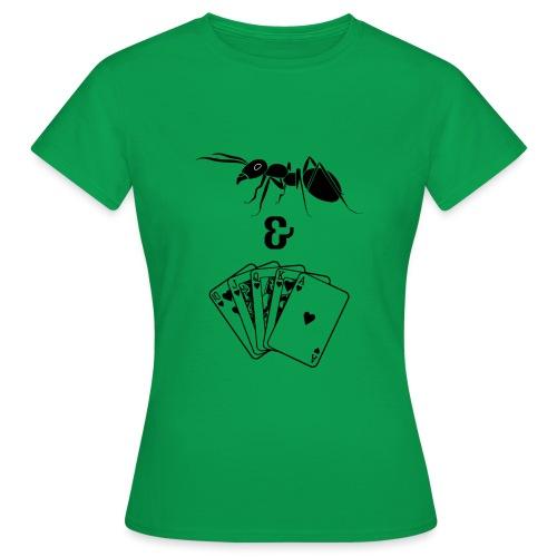 Ant & Deck - Women's T-Shirt