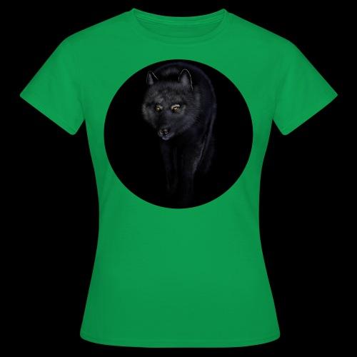 Black Wolf - Women's T-Shirt