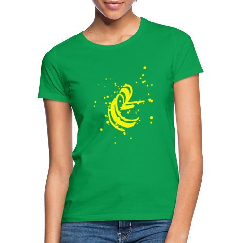 e - T-skjorte for kvinner