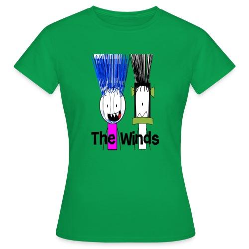 The Winds - Women's T-Shirt