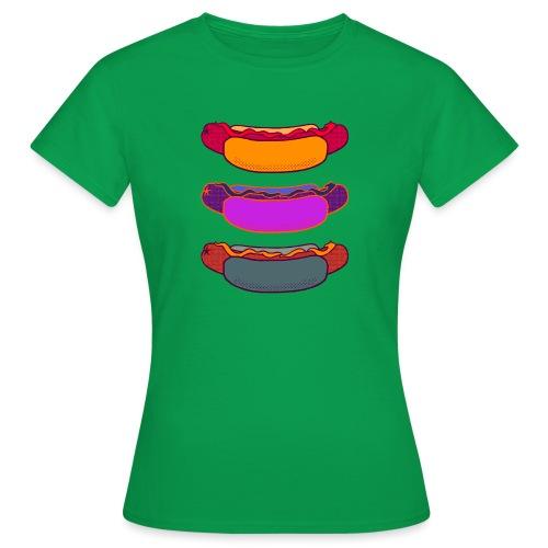 Korv - T-shirt dam