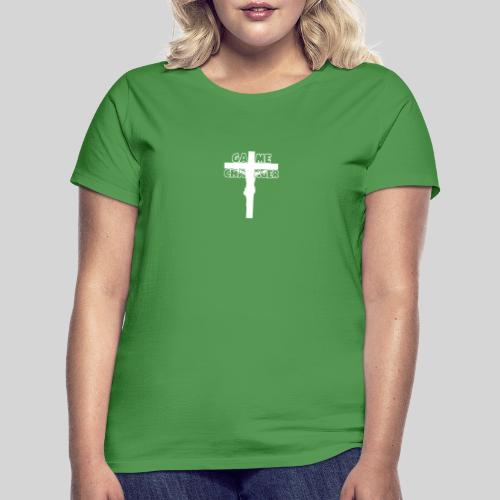 Jesus Mein Game Changer Lebensveränderer Held Gott - Frauen T-Shirt