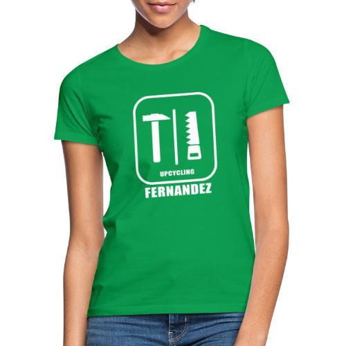 Upcycling Fernandez - Frauen T-Shirt