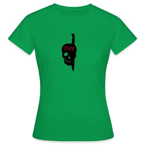 Chef_1 - Women's T-Shirt