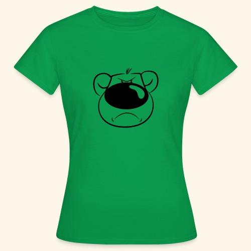 Bär ist sauer - Frauen T-Shirt