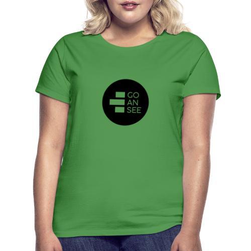 GOANSEE BLACK - Camiseta mujer