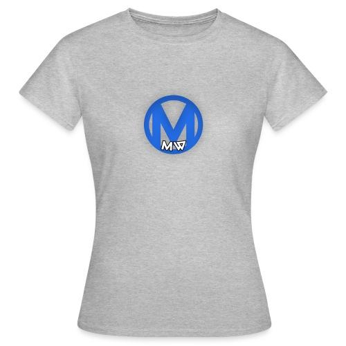 MWVIDEOS KLEDING - Vrouwen T-shirt