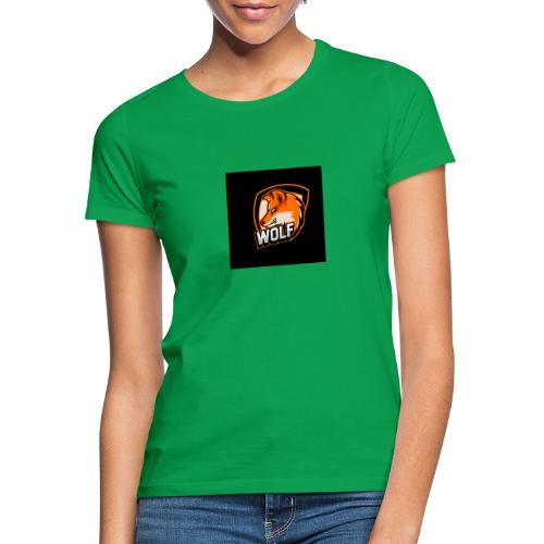 Serecchia Wolf - Maglietta da donna