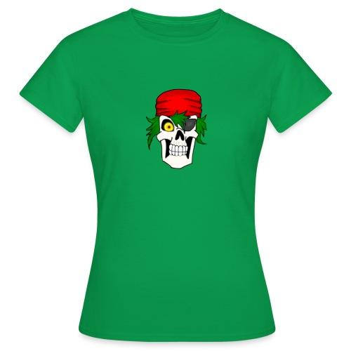 Pirata - Camiseta mujer