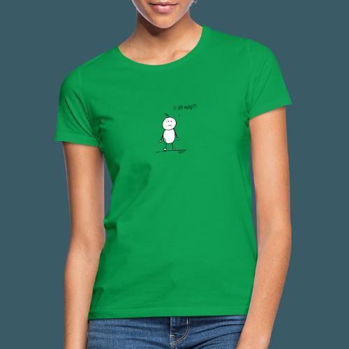 Er det mulig - T-skjorte for kvinner