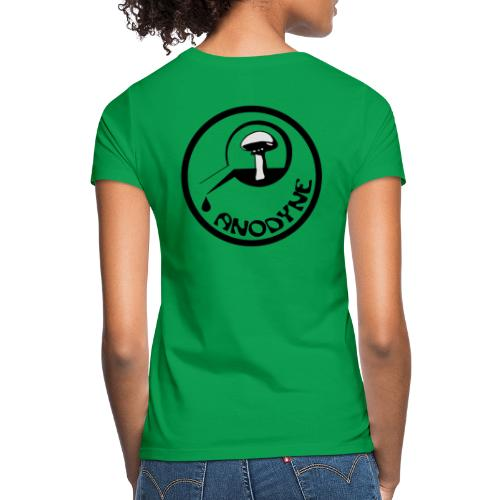 Anodyne Records Logo - Vrouwen T-shirt