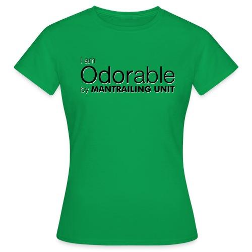 Iam-odorable - Frauen T-Shirt