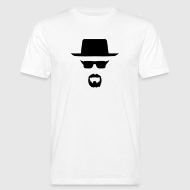 walter white - Ekologiczna koszulka męska