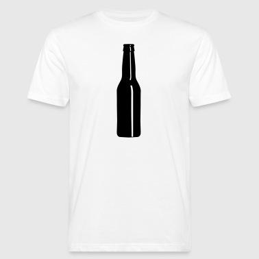 Butelka Butelka - Ekologiczna koszulka męska