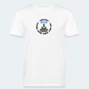 LUG Perugia - T-shirt ecologica da uomo
