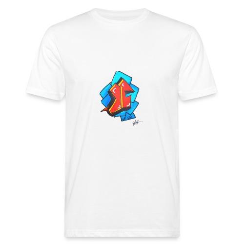 T1 - Mannen Bio-T-shirt