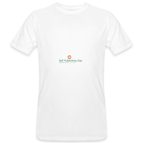 Self-Publishing-Day Düsseldorf 2018 - Männer Bio-T-Shirt