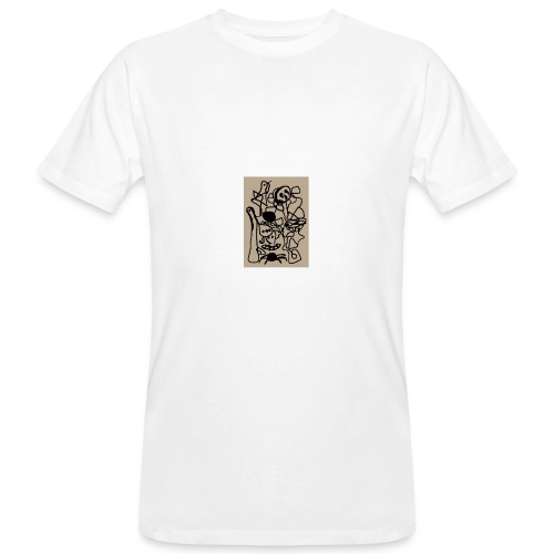 nightmare. - Men's Organic T-Shirt