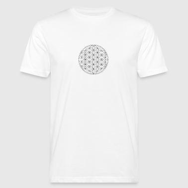 Fiore della Vita - T-shirt ecologica da uomo