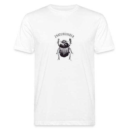 2Naturkinder Beetle - Männer Bio-T-Shirt