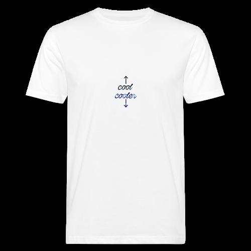 CoolCooler - T-shirt ecologica da uomo