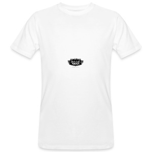 LOGO SWAG LIGHTS CAMERA - T-shirt ecologica da uomo