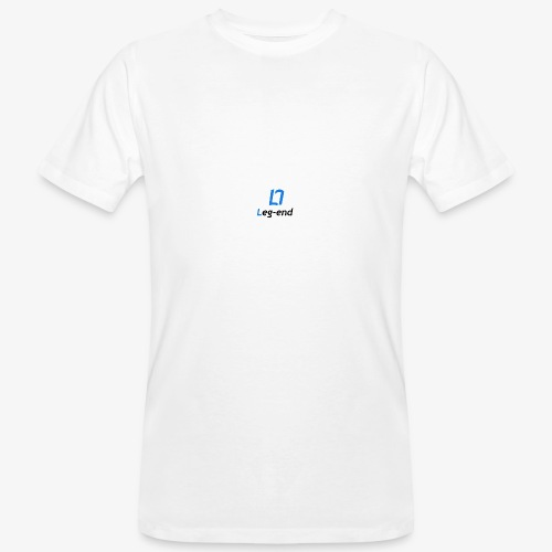 Leg end design - Men's Organic T-Shirt