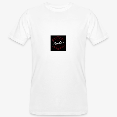 FlawLess Casual - Männer Bio-T-Shirt
