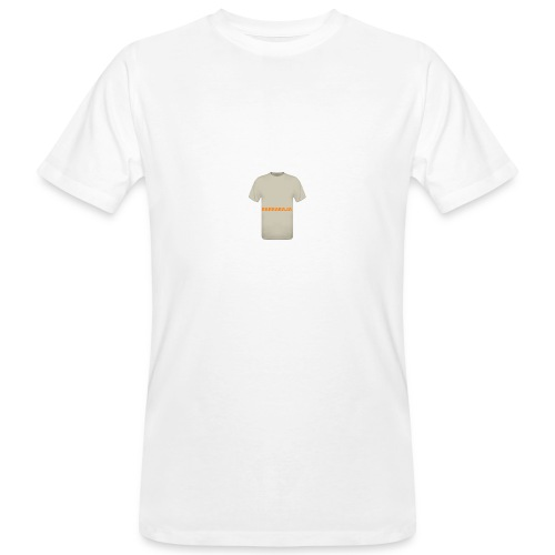 CAMISETA NATURAL-BARRABAJA - Camiseta ecológica hombre