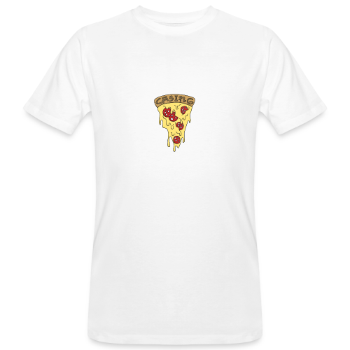 Pizza - Men's Organic T-Shirt