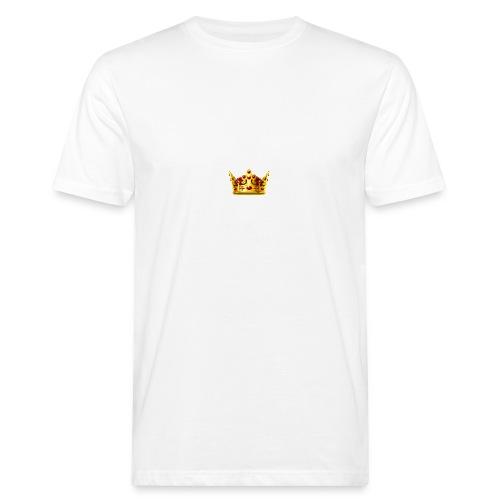 GoldCrown - Männer Bio-T-Shirt