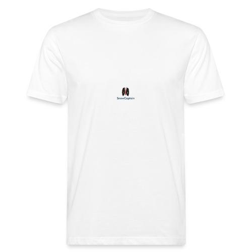 SnowCaptain - Mannen Bio-T-shirt