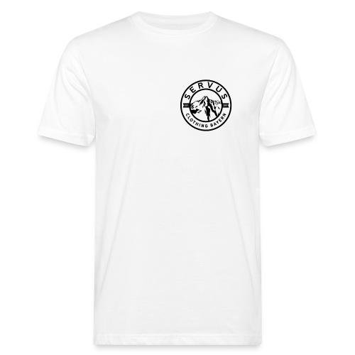 Servus - Männer Bio-T-Shirt