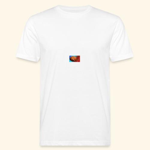 NathanielsLogo2 - Männer Bio-T-Shirt