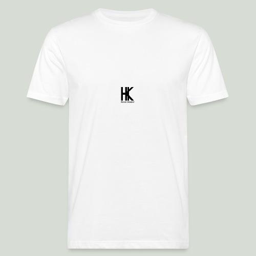 HK Logo - Mannen Bio-T-shirt