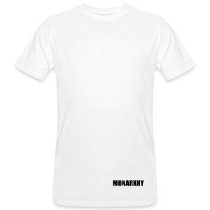 Monarchy Impact - Men's Organic T-shirt