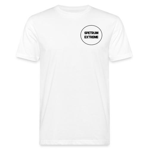 Front white Tee - Men's Organic T-shirt