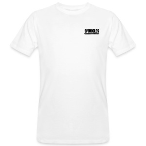 Sponicles Signature Design! - Men's Organic T-shirt