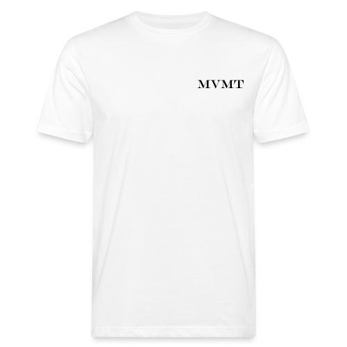 MVMT Pocket Tee - White - Men's Organic T-shirt
