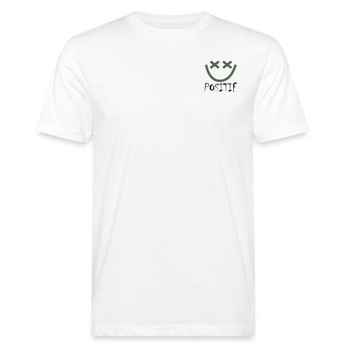 Positif Brand Basic - Camiseta ecológica hombre
