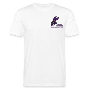 SnowRabbit - Männer Bio-T-Shirt
